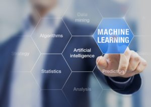 Machine learning to improve artificial intelligence ability for predictions